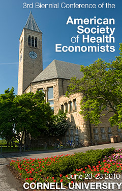 3rd Biennial Conference: Cornell on June 20-23 2010